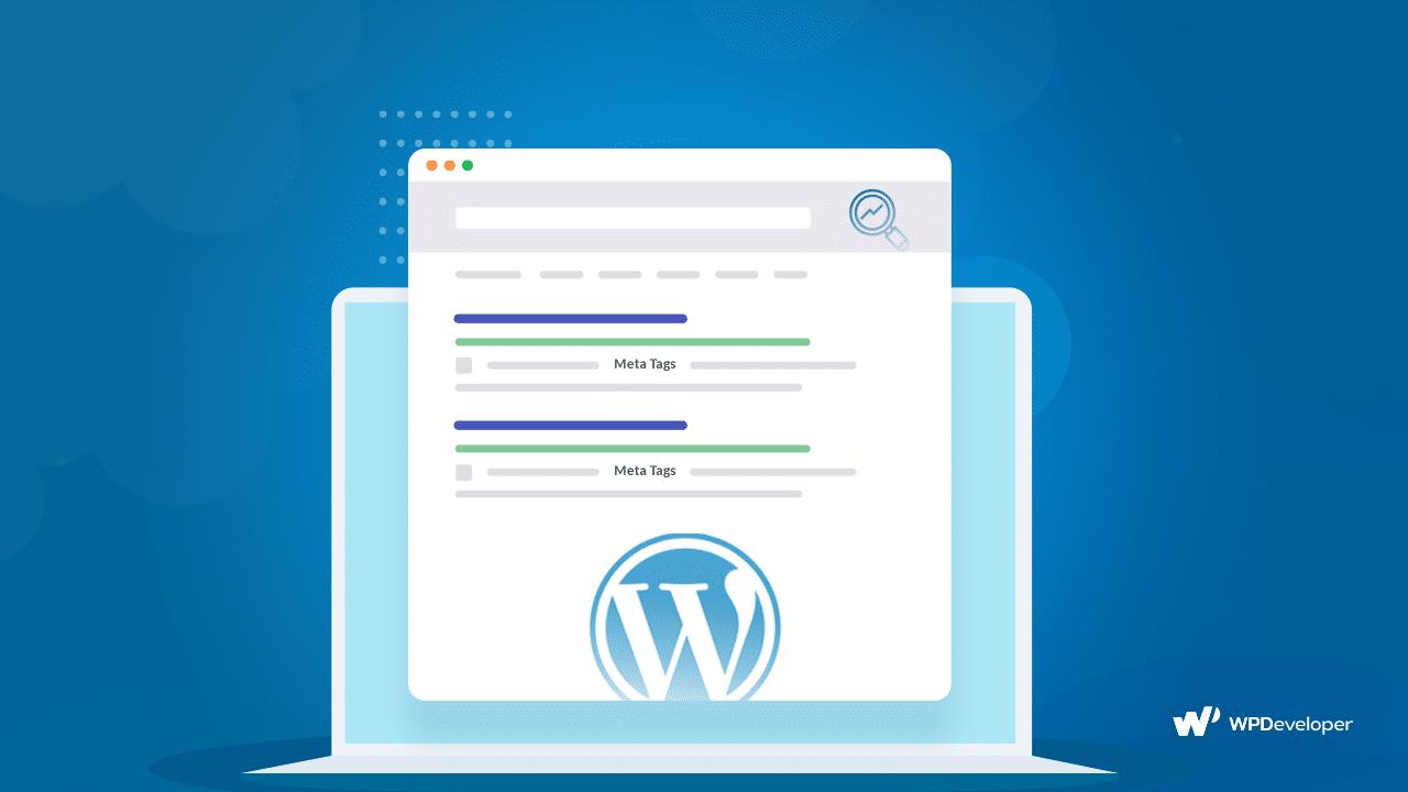 WordPress Website Organic Traffic