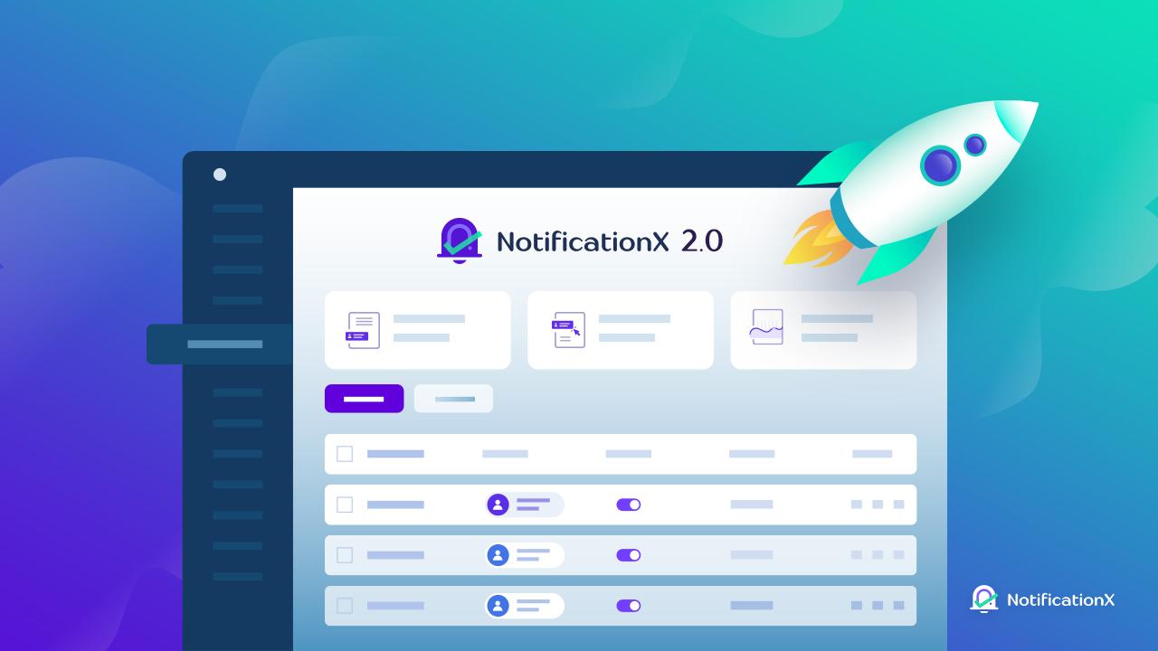 NotificationX 2.0