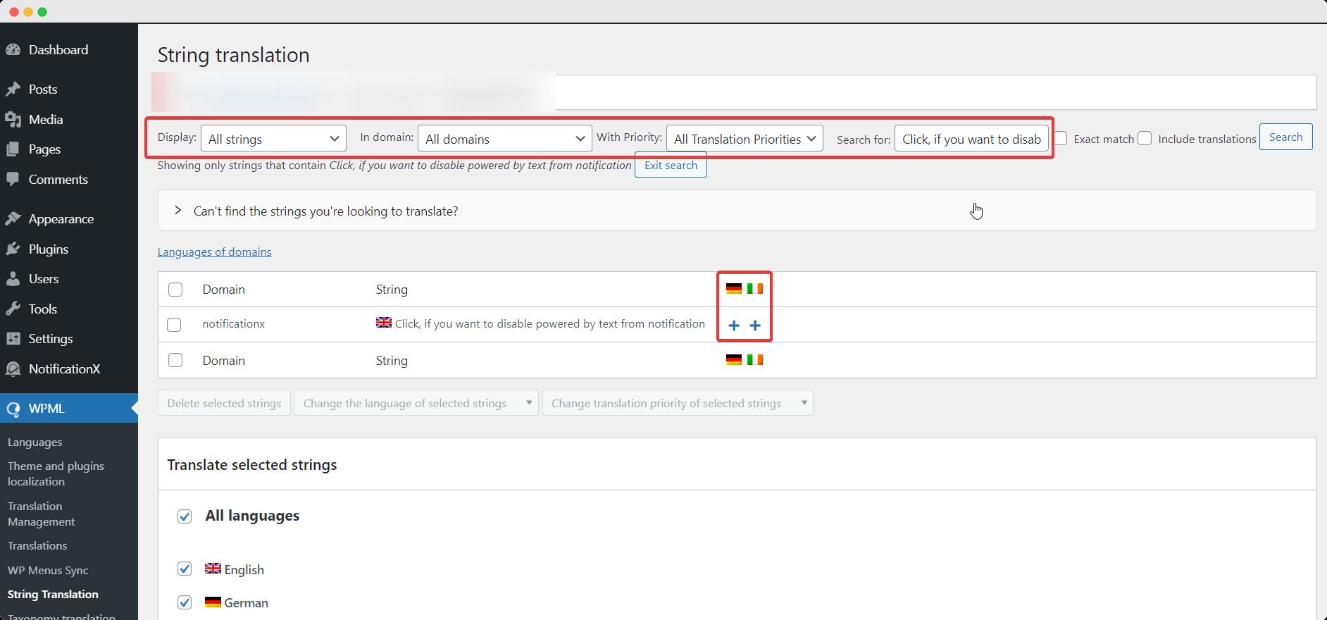 multilingual translation plugin